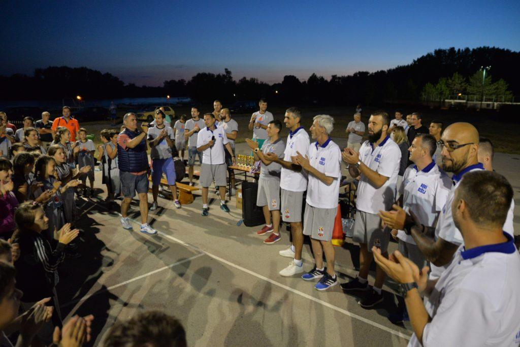 Basketfriends 2017. - završno veče i proglašavanje pobednika