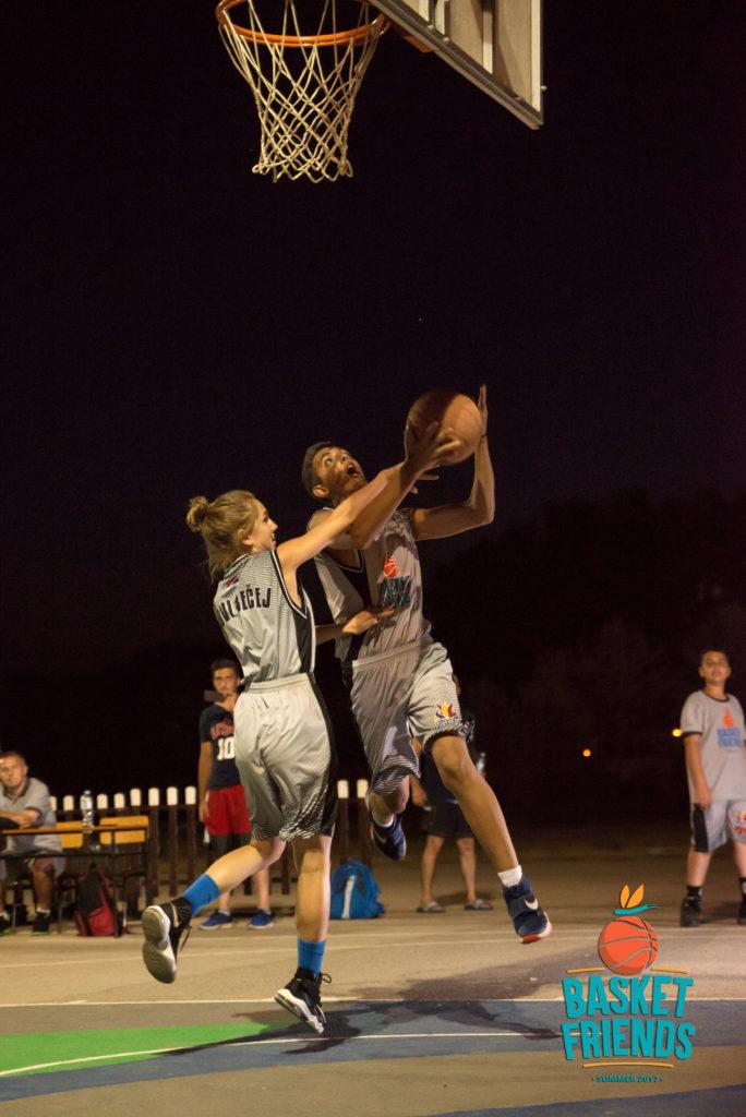 Basketfriends 2017. - takmičenje 1 na 1