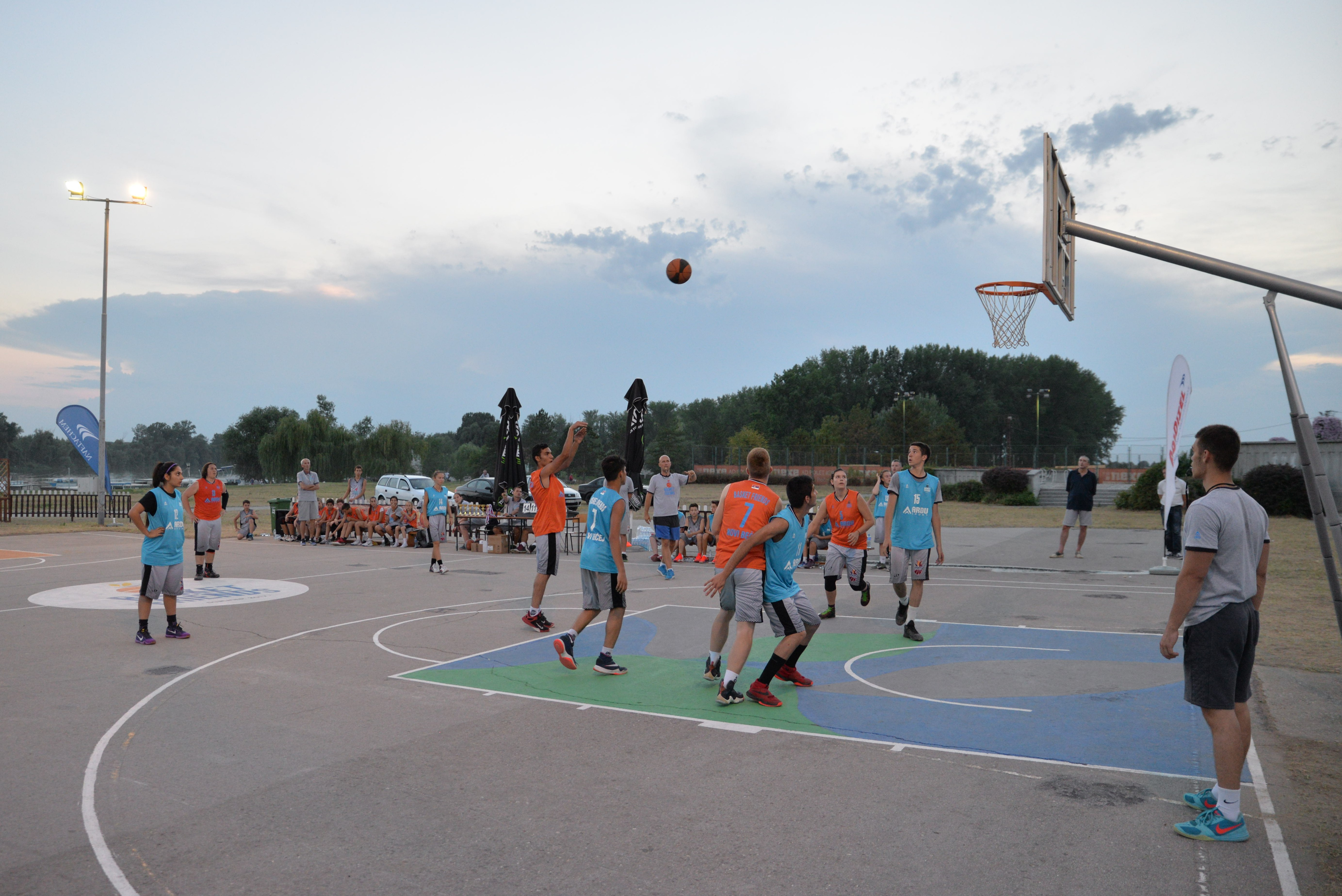 Basketfriends 2017. - 5 on 5 competition