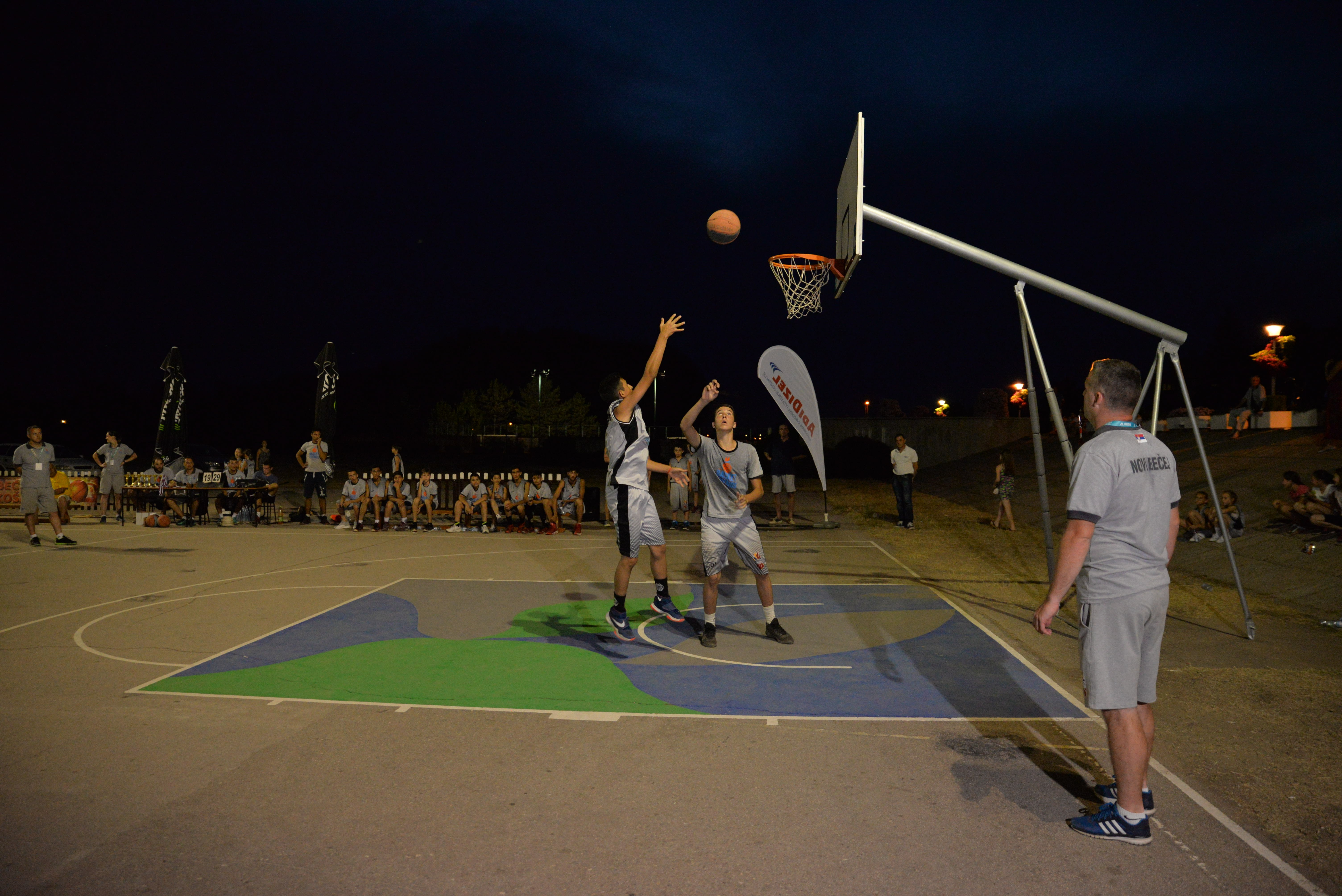 Basketfriends 2017. - 1 on 1 competition