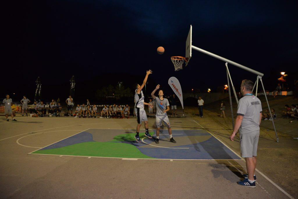 Basketfriends 2017. - takmičenje u igri 1 na 1