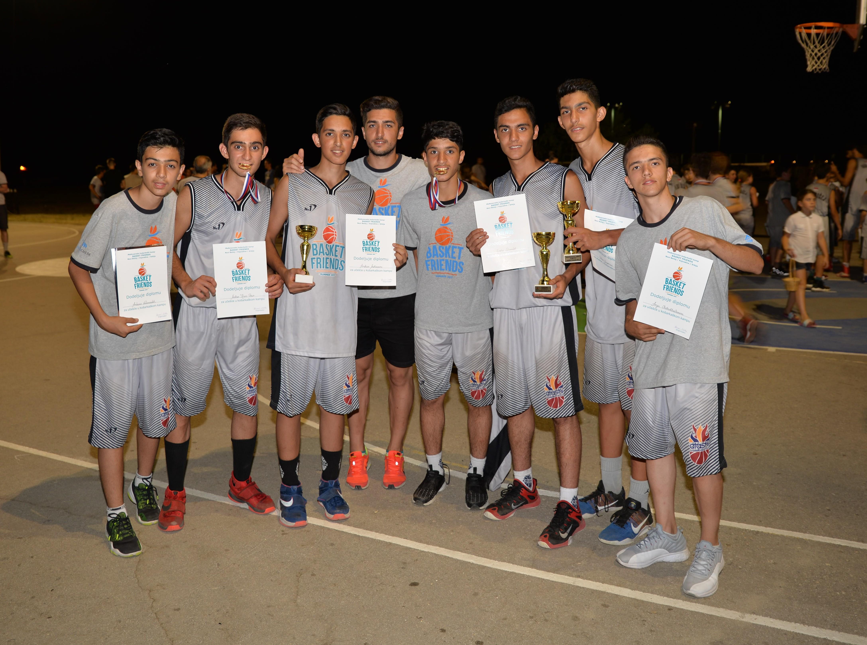 Basketfriends 2017. - budući košarkaši