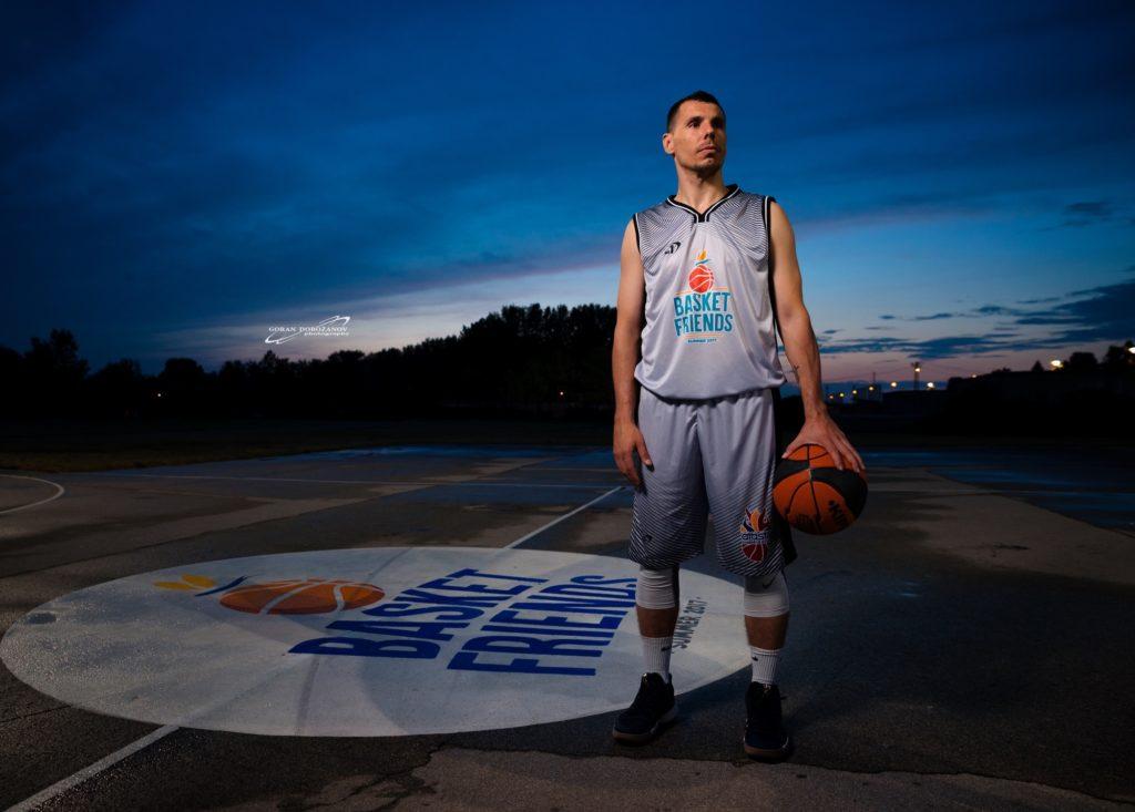 Basketfriends 2018. - Zlatko Jovanovic